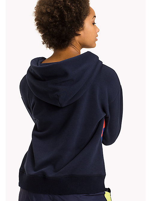 TOMMY HILFIGER Comfort fit hoodie - PEACOAT - TOMMY HILFIGER Sweaters & Hoodies - detail image 1