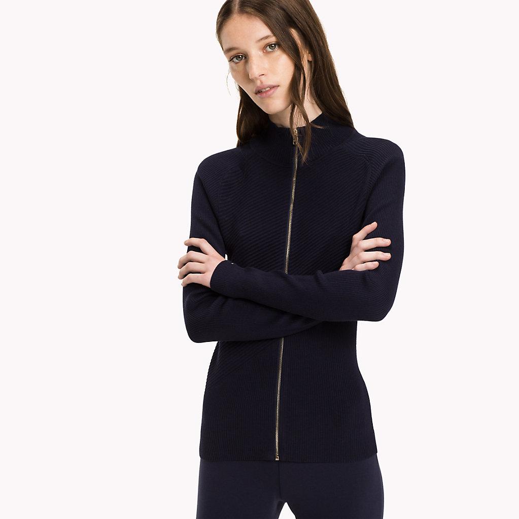 Ladies' Knitwear | Tommy Hilfiger®