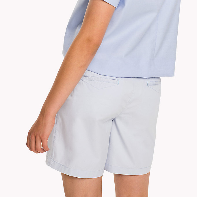 TOMMY HILFIGER IM LAMARA SHORT - LIGHT LILAC - TOMMY HILFIGER Clothing - detail image 3
