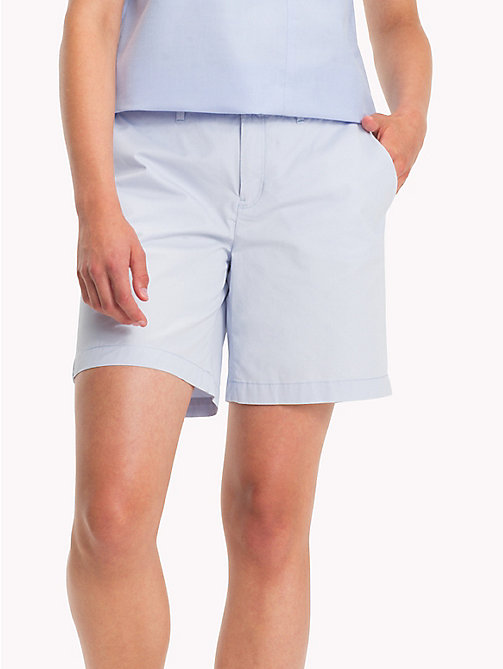 TOMMY HILFIGER IM LAMARA SHORT - HEATHER - TOMMY HILFIGER Одежда - главное изображение