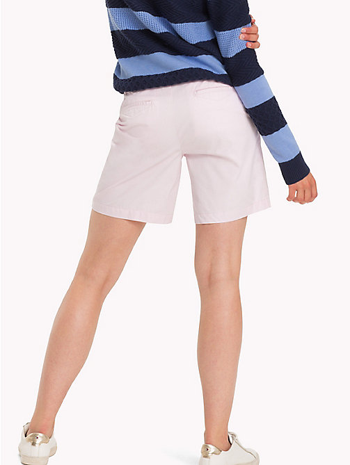 TOMMY HILFIGER IM LAMARA SHORT - LIGHT LILAC - TOMMY HILFIGER Shorts - detail image 1