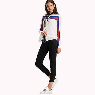 TOMMY HILFIGER  - SNOW WHITE / SURF THE WEB / FLAME SCARLE -   - главное изображение