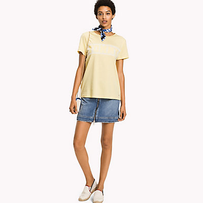 TOMMY JEANS  - SUNSHINE / GINGHAM PRT -   - main image