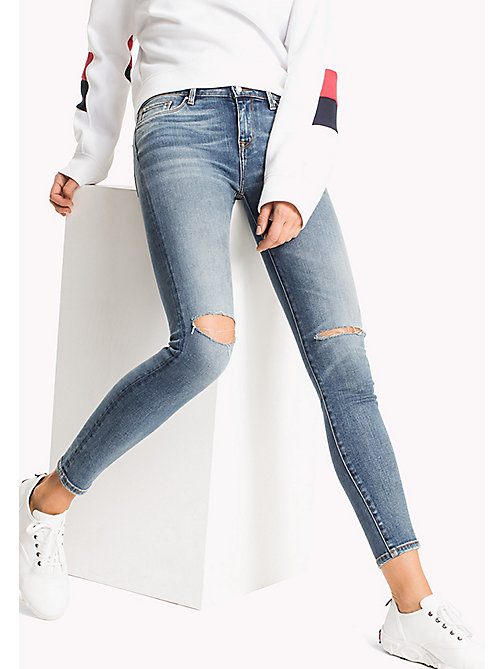 TOMMY HILFIGER Skinny Fit Jeans - BABETTA - TOMMY HILFIGER Skinny Jeans - main image