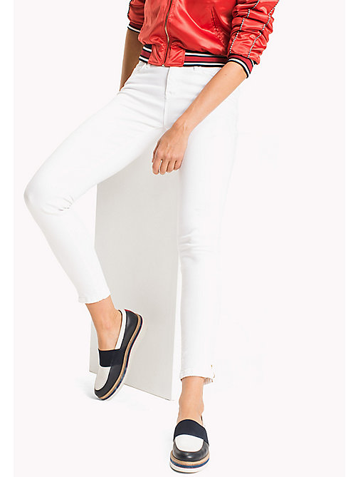 Super Slim Ankle Grazer Jeans - HILARY - TOMMY HILFIGER Clothing - main image