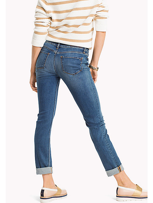 TOMMY HILFIGER Straight Fit Jeans - NATALI - TOMMY HILFIGER Straight-Fit Jeans - detail image 1