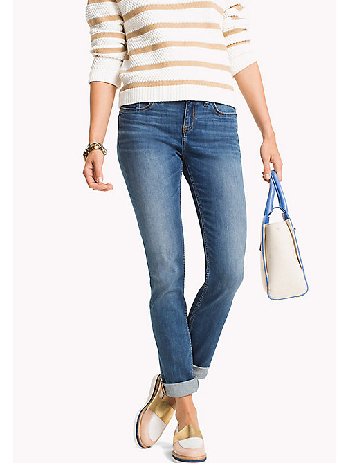 TOMMY HILFIGER Straight Fit Jeans - NATALI - TOMMY HILFIGER NEW IN - main image