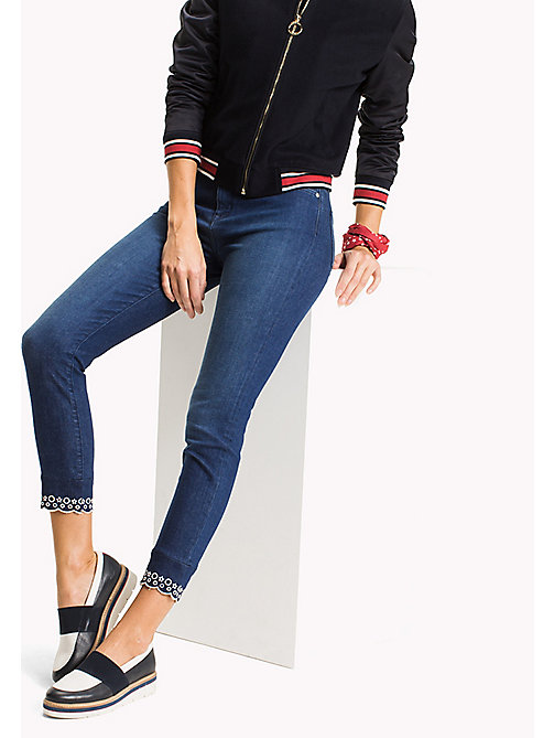 TOMMY HILFIGER Skinny Fit Jeans - LOANA - TOMMY HILFIGER New arrivals - main image