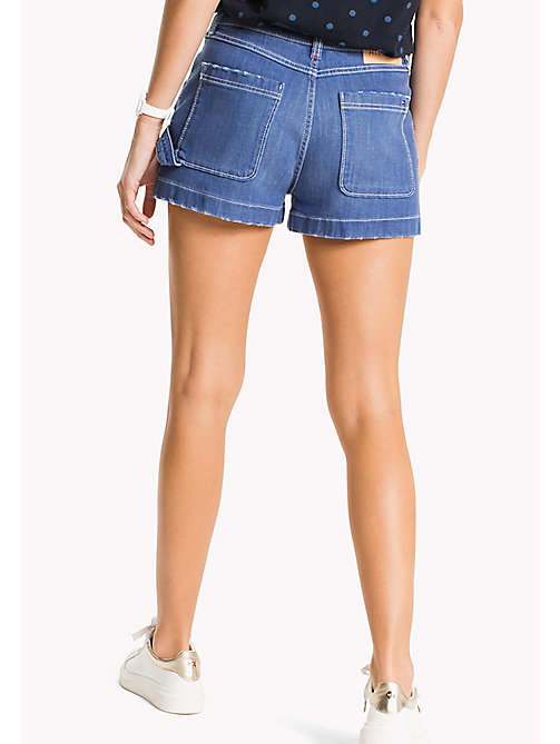 TOMMY HILFIGER Regular Fit Denim Shorts - LYLYAN - TOMMY HILFIGER Urlaubs-Styles - main image 1