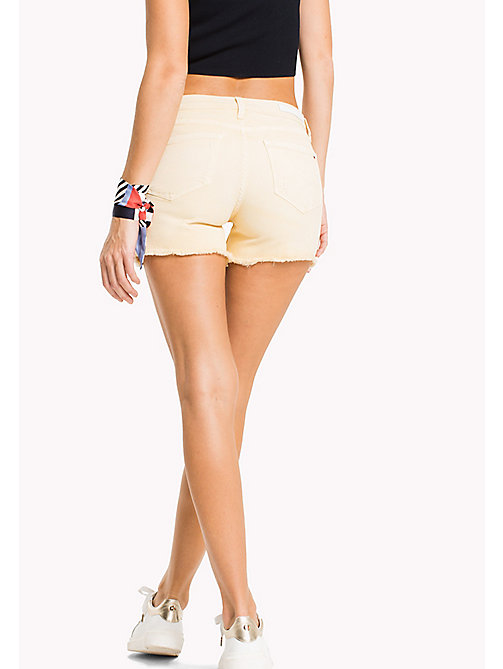 TOMMY HILFIGER Denim Shorts - SUNSHINE - TOMMY HILFIGER Vacation Style - detail image 1