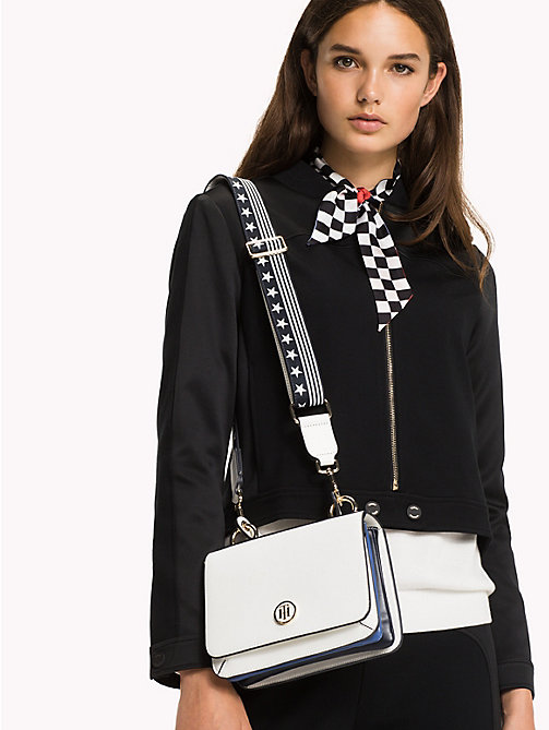 TOMMY HILFIGER Regular fit jack - BLACK BEAUTY - TOMMY HILFIGER NIEUW - main image