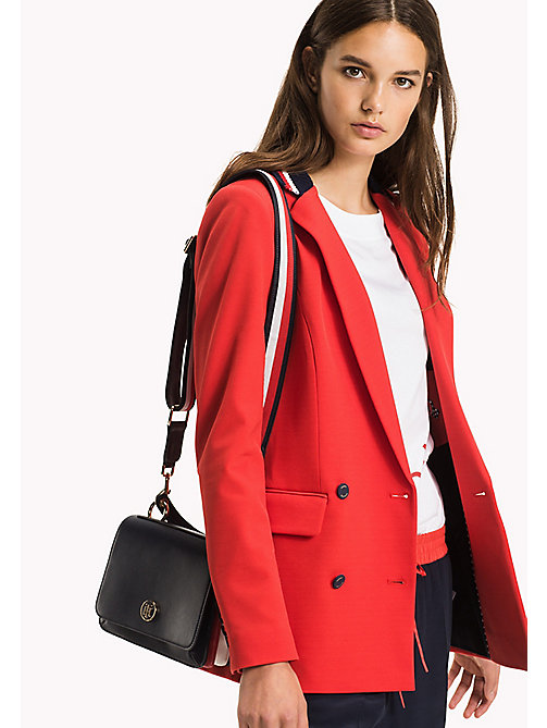 TOMMY HILFIGER Regular Fit Blazer - FLAME SCARLET - TOMMY HILFIGER Clothing - main image