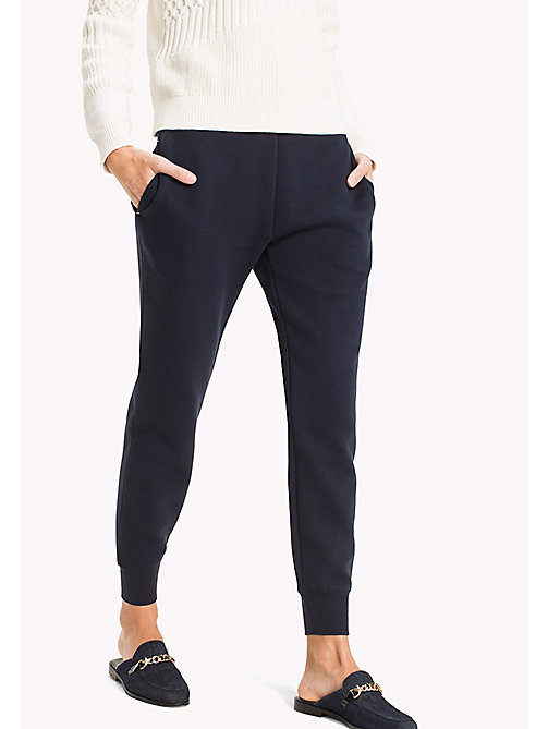 TOMMY HILFIGER Regular fit joggingbroek - MIDNIGHT - TOMMY HILFIGER Broeken - main image