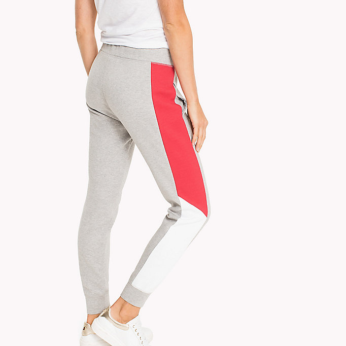 TOMMY HILFIGER Jogginghose in Blockfarben - BLACK BEAUTY - TOMMY HILFIGER Damen - main image 1