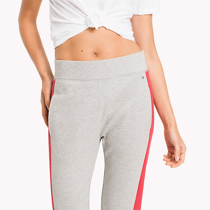 TOMMY HILFIGER Jogginghose in Blockfarben - BLACK BEAUTY - TOMMY HILFIGER Damen - main image 3