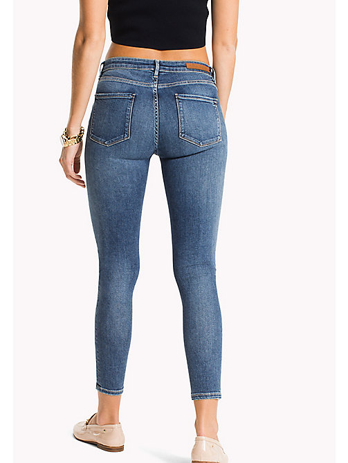 TOMMY HILFIGER Cropped Skinny Fit Jeans - ISA - TOMMY HILFIGER NEW IN - detail image 1