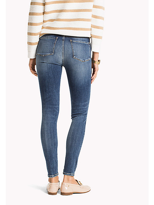 TOMMY HILFIGER Super Slim Fit Jeans - BASINA - TOMMY HILFIGER Women - detail image 1