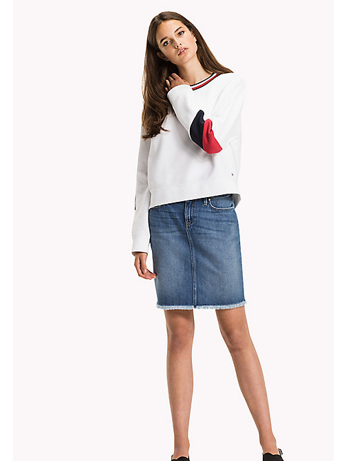 TOMMY HILFIGER Denim Slim Fit Skirt - JULIETTE - TOMMY HILFIGER Skirts - main image