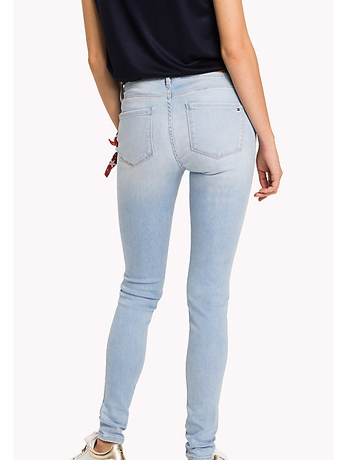 TOMMY HILFIGER Super Slim Fit Jeans - DALEEN - TOMMY HILFIGER Women - detail image 1