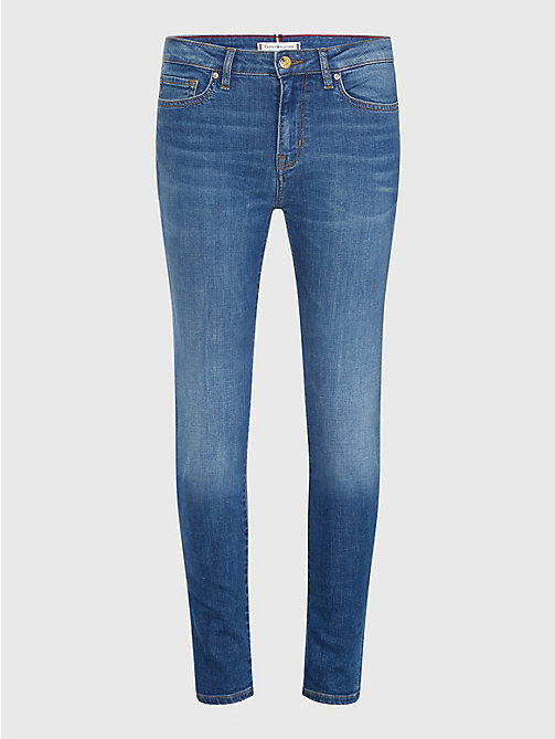 TOMMY HILFIGER Heritage Skinny Fit Faded Jeans - ELFIE - TOMMY HILFIGER Skinny Jeans - main image