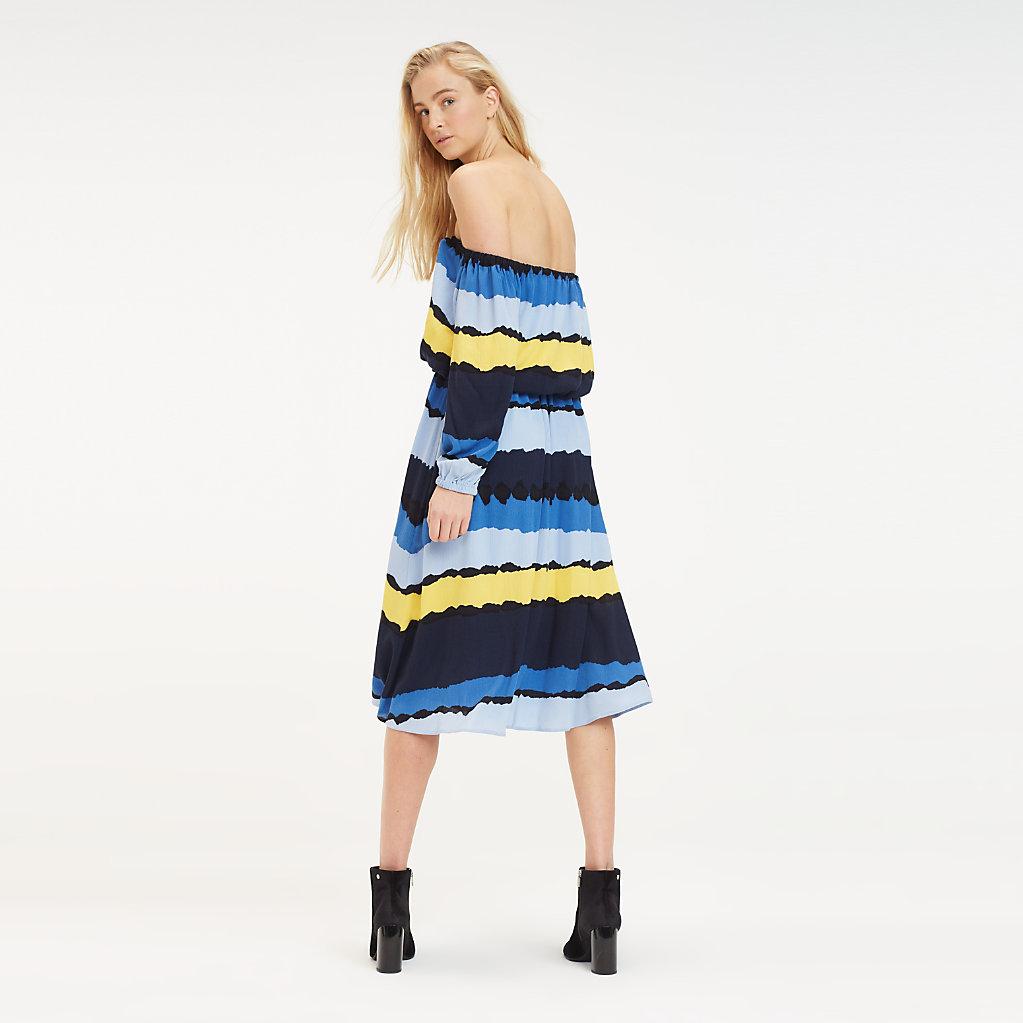 Tommy Hilfiger - Tie Dye Midi Dress - 2