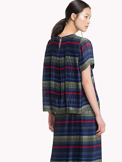 TOMMY HILFIGER Buntes Streifen-Top - ALL OVER STP - TOMMY HILFIGER NEW IN - main image 1