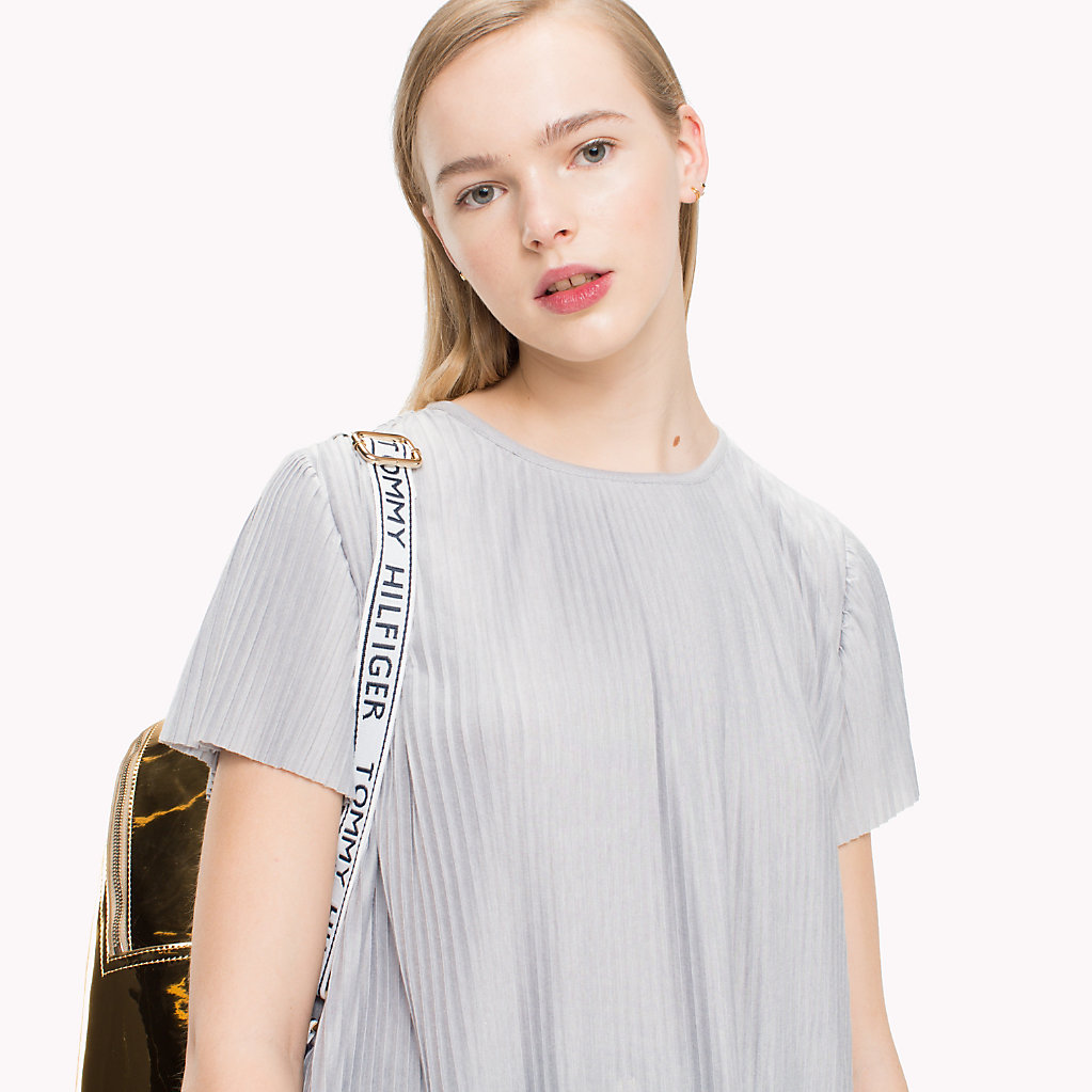 Tommy Hilfiger - Pleated T-Shirt - 3