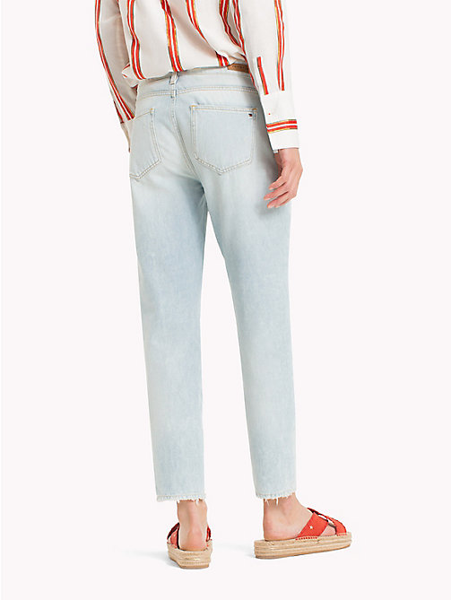 TOMMY HILFIGER Boyfriend Fit Jeans - HOLLIS - TOMMY HILFIGER Clothing - detail image 1