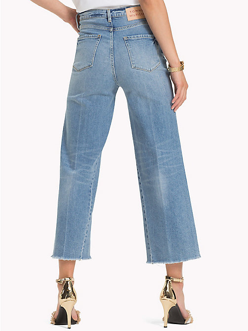 TOMMY HILFIGER Wide Legged Cropped Jeans - GABY - TOMMY HILFIGER Bootcut Jeans - detail image 1