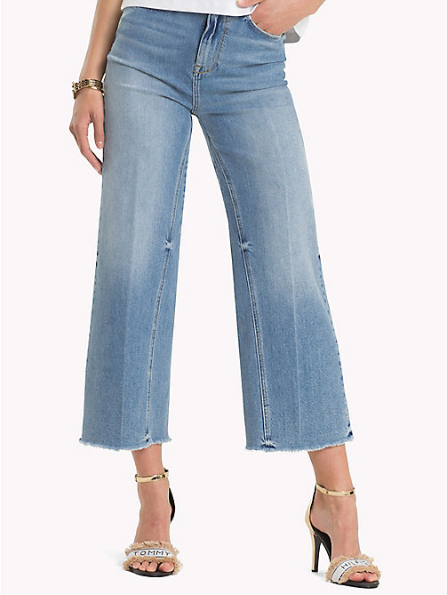 TOMMY HILFIGER Wide Legged Cropped Jeans - GABY - TOMMY HILFIGER Jeans - main image