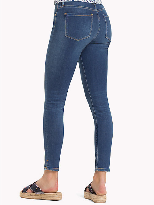 TOMMY HILFIGER Skinny Fit Ankle Grazer Jeans - MELODY - TOMMY HILFIGER Black Friday Women - detail image 1