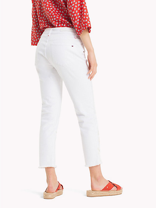 TOMMY HILFIGER Cropped Skinny Fit Jeans - EDDY - TOMMY HILFIGER NEW IN - detail image 1