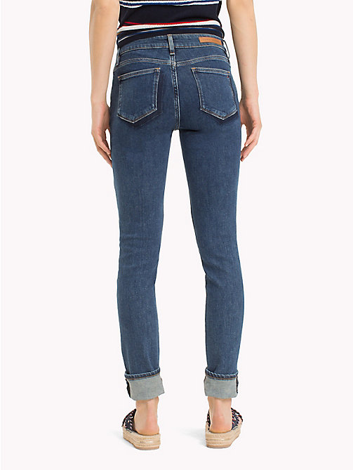 TOMMY HILFIGER Skinny Fit Jeans aus Denim - AMILDA - TOMMY HILFIGER NEW IN - main image 1