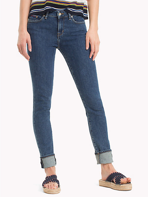 TOMMY HILFIGER Denim Skinny Fit Jeans - AMILDA - TOMMY HILFIGER NEW IN - main image
