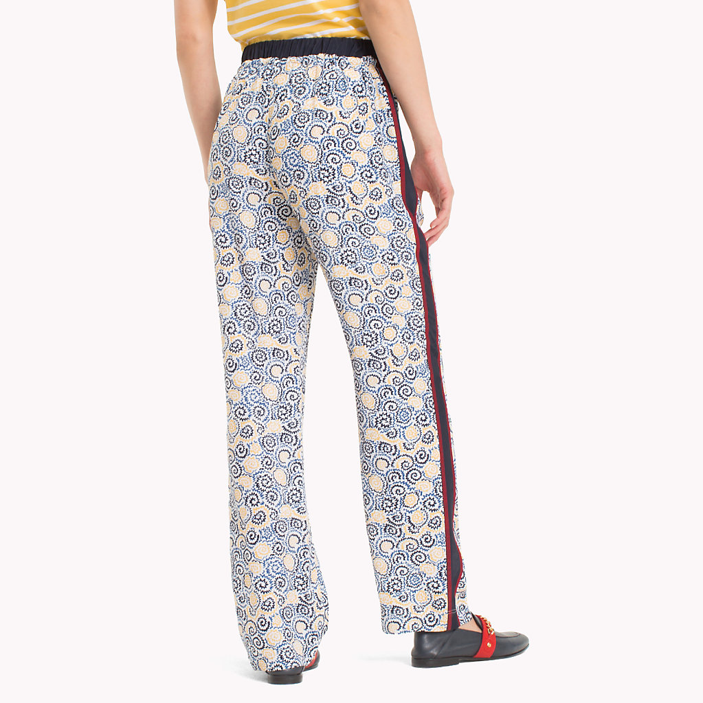 Really Cheap Price Huge Surprise Spiral Print Trousers - Sales Up to -50% Tommy Hilfiger 6XRag6vMS
