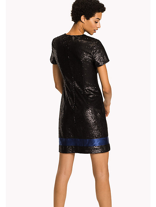 TOMMY HILFIGER Sparkly Dress - BLACK BEAUTY - TOMMY HILFIGER Dresses, Jumpsuits & Skirts - detail image 1