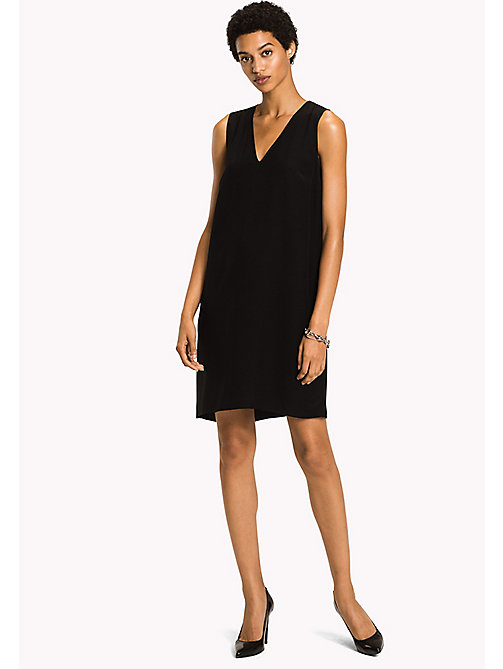 TOMMY HILFIGER Party Dress - BLACK BEAUTY - TOMMY HILFIGER Dresses, Jumpsuits & Skirts - main image