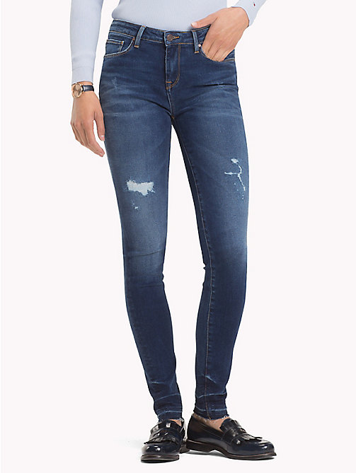TOMMY HILFIGER Skinny Fit Jeans - EDNA - TOMMY HILFIGER NEW IN - main image