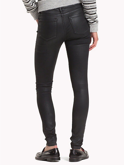 TOMMY HILFIGER Stretch Denim Skinny Fit Jeans - TOSIA - TOMMY HILFIGER Sale Women - detail image 1