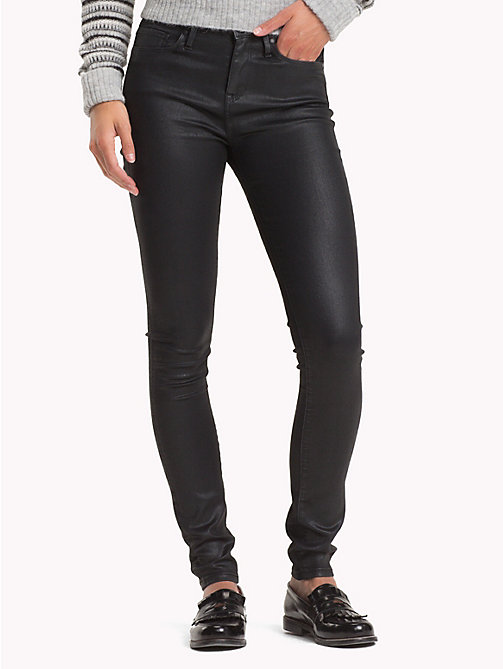TOMMY HILFIGER Stretch Denim Skinny Fit Jeans - TOSIA - TOMMY HILFIGER Sale Women - main image