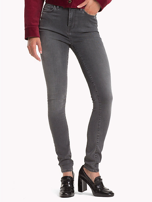 TOMMY HILFIGER Stretch High Waist Ultra Skinny Jeans - ALIANA - TOMMY HILFIGER Sale Women - main image