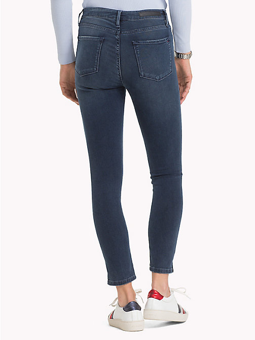 TOMMY HILFIGER Skinny Fit Stretch Ankle Jeans - ATTY - TOMMY HILFIGER NEW IN - detail image 1