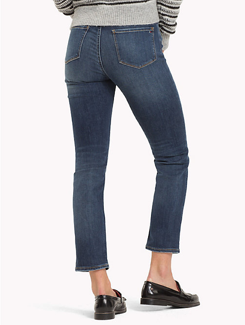 TOMMY HILFIGER Turned-Up Slim Fit Jeans - MELVI - TOMMY HILFIGER Sale Women - detail image 1