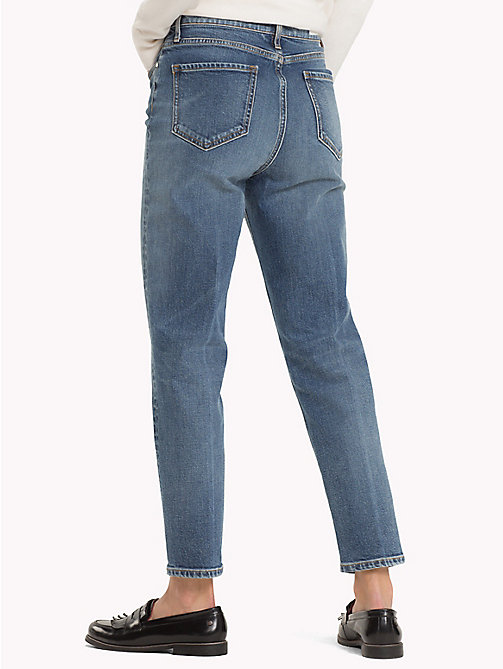 TOMMY HILFIGER Ankle Mom Jeans - JEANNE - TOMMY HILFIGER Girlfriend Jeans - detail image 1