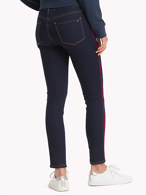 TOMMY HILFIGER Stretch Skinny Fit Ankle Jeans - BILLA - TOMMY HILFIGER Clothing - detail image 1