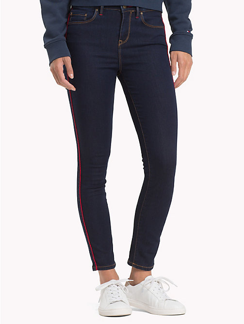 TOMMY HILFIGER Jean skinny stretch 7/8 - BILLA - TOMMY HILFIGER Vetements - image principale
