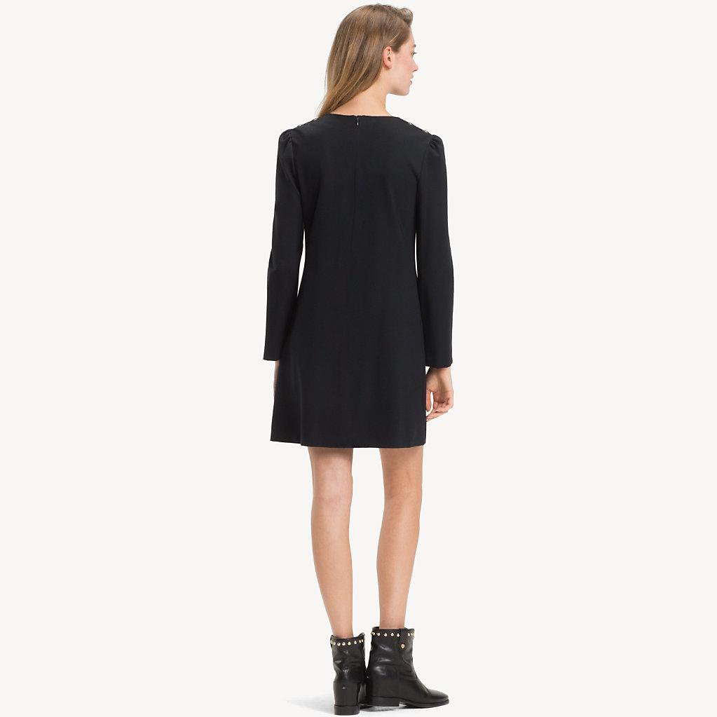 Tommy Hilfiger - Langärmliges Kleid - 2