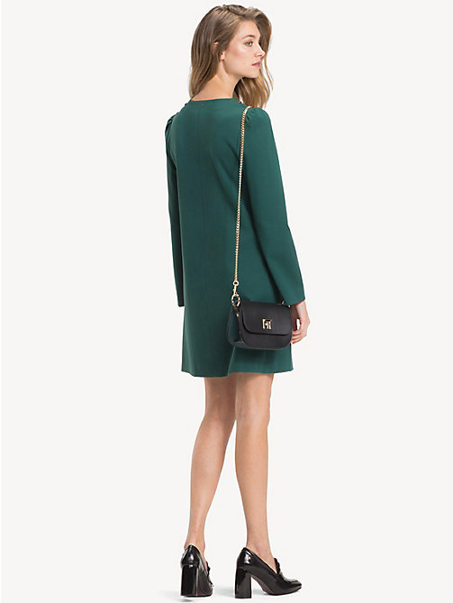 TOMMY HILFIGER Long Sleeve Dress - JUNE BUG - TOMMY HILFIGER Dresses & Skirts - detail image 1