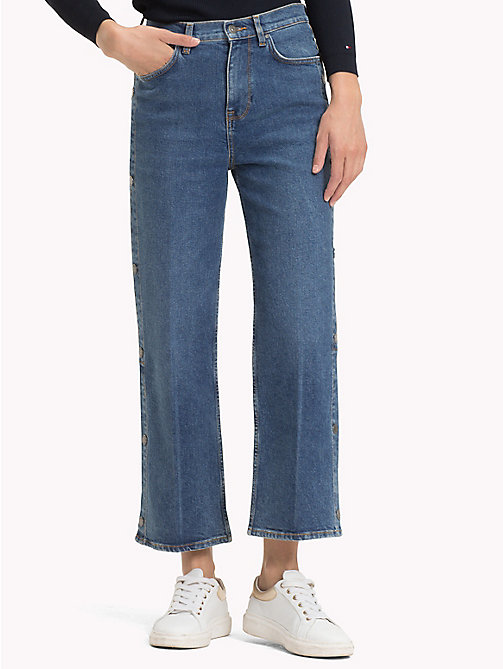 TOMMY HILFIGER Mom Fit Ankle Jeans - SABI - TOMMY HILFIGER Black Friday Women - main image
