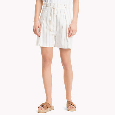 TOMMY HILFIGER  - SIMPLE STP LINEN / SNOW WHITE -   - immagine principale